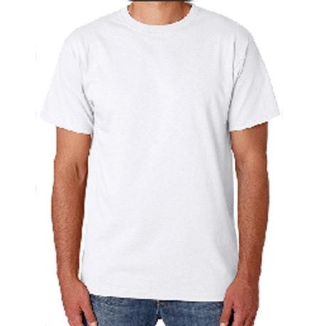 T-shirt Branca 100% algodão