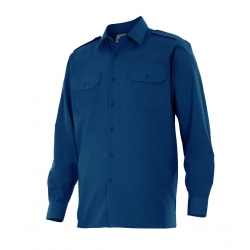 Camisa de manga comprida