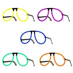 Óculos luminosos Glow (vendido em pack de 10 unidades)