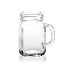 Jarro em vidro 450ml, com asa