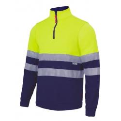 Sweatshirt alta visibilidade