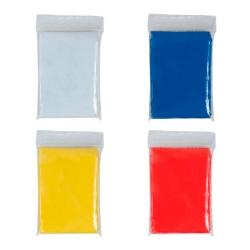 Poncho de emergência em plástico, com gorro