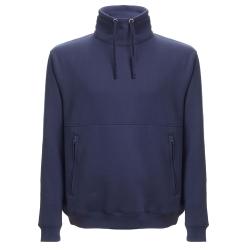 VILNIUS.Sweatshirt unissexo, com capuz.