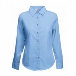 Camisa Manga Comprida Poplin Lady-fit - 55% Algodão / 45% Poliéster