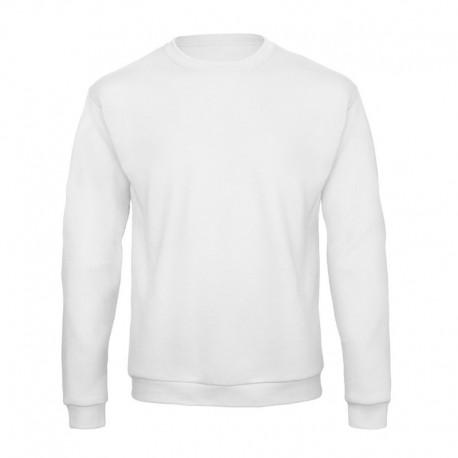 Sweatshirt Set In B&C ID.202 270g - 50% Algodão / 50% Poliéster