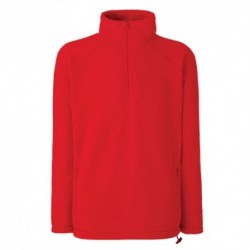 Sweatshirt Polar Half Zip Fleece 300g - 100% Poliéster